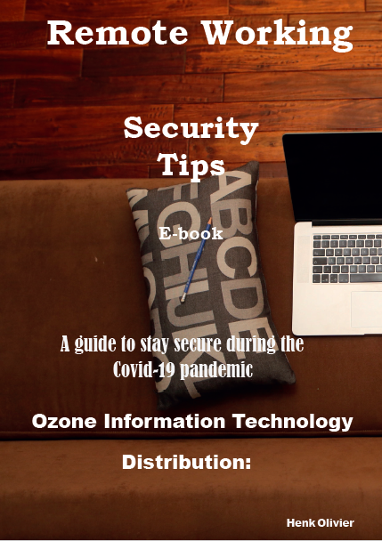 Security Tips - A guide to stay secure during the COVID-19pandemic